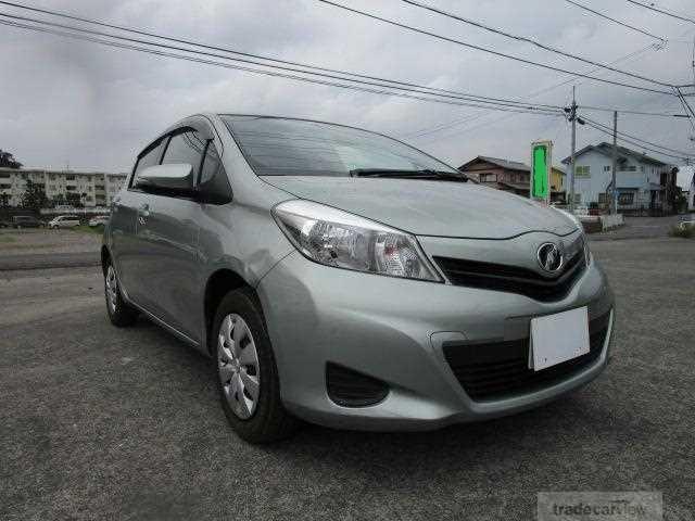 2011 Toyota Vitz and Yaris for sale Keyless go start without key